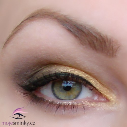Gold Brown Smoky