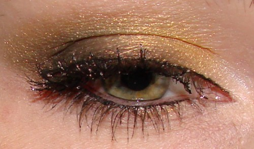 Gold:black