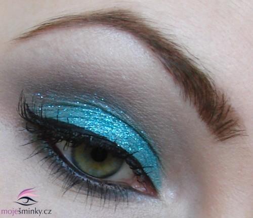 Sea Blue Glitter 3